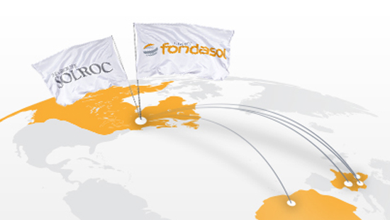 Alliance between Solroc and French group Fondasol